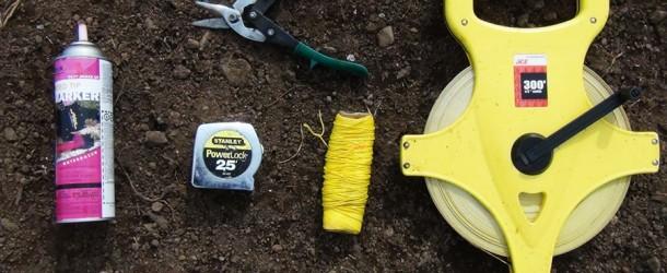 I.R. Ninja's Outdoor Marijuana Garden 2012: Site Prep, Excavation, and Soil